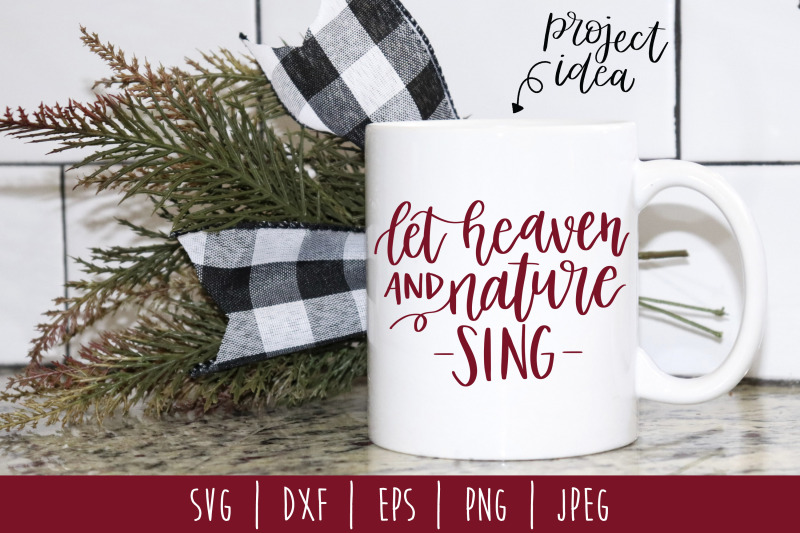 let-heaven-and-nature-sing-svg-dxf-eps-png-jpeg