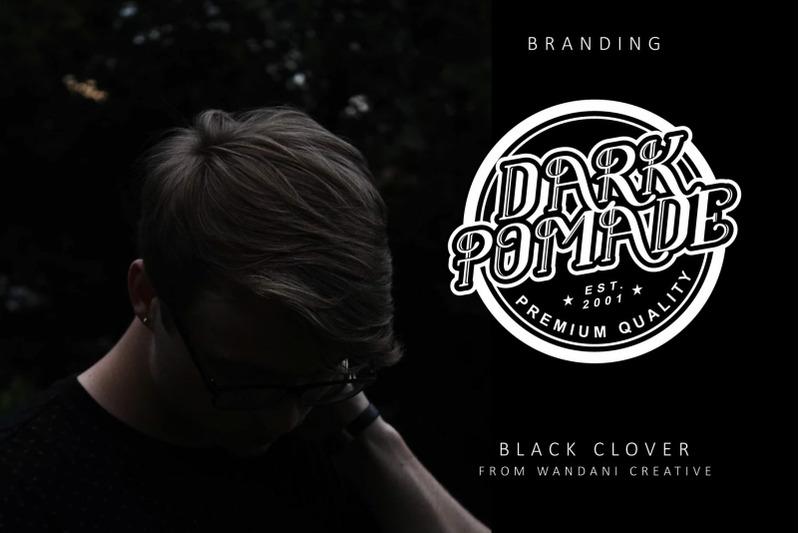 black-clover-font-duo