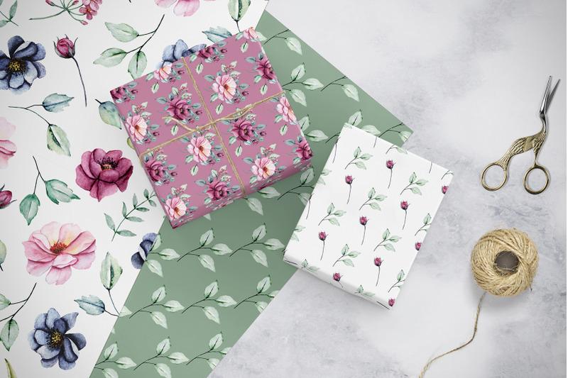 watercolor-flowers-set-ariel-pink-peonies-indigo-burgundy-roses
