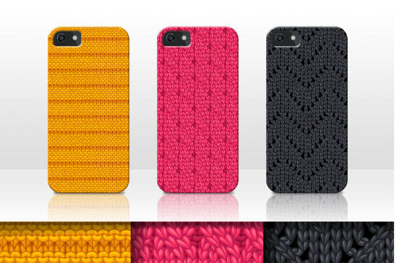 knitting-seamless-vector-patterns