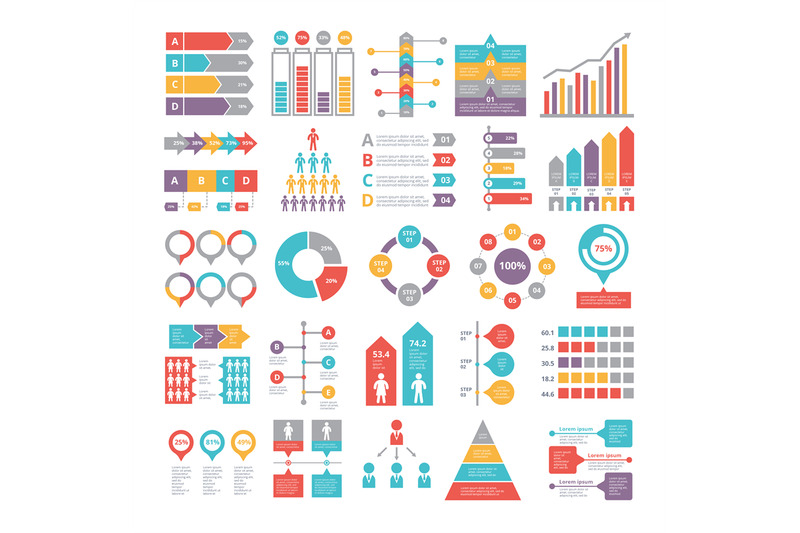 charts-graphs-and-other-different-infographics-elements-for-business
