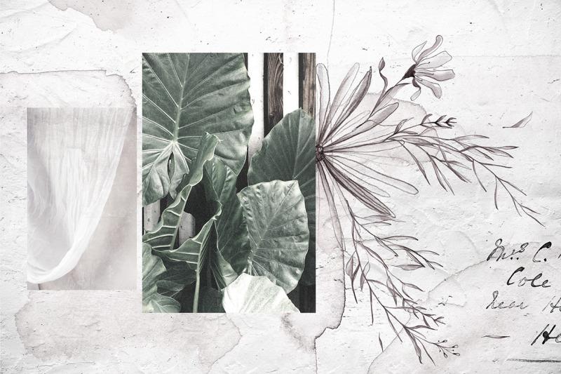 black-amp-white-watercolor-floral