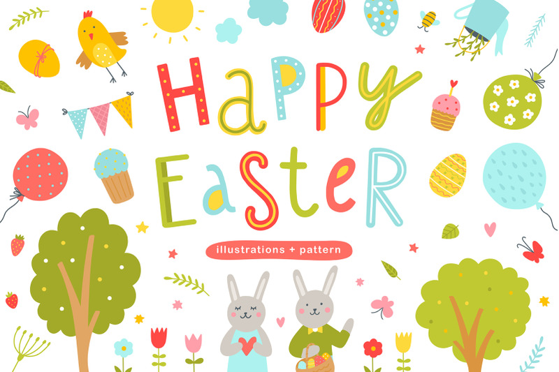 happy-easter-illustrations