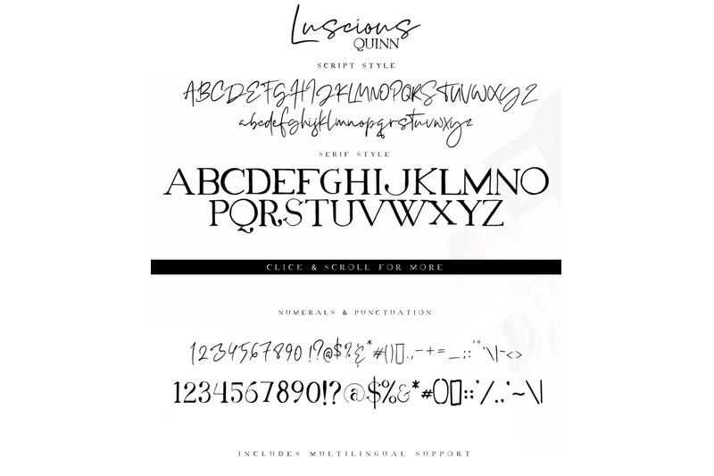 luscious-quinn-font-duo