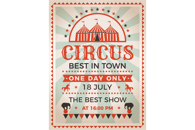 retro-poster-invitation-for-circus-or-carnival-show