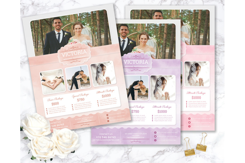 soft-watercolor-wedding-photography-flyer