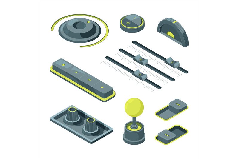 isometric-buttons-realistic-3d-pictures-of-various-ui-buttons
