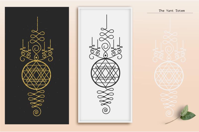 golden-magic-totems