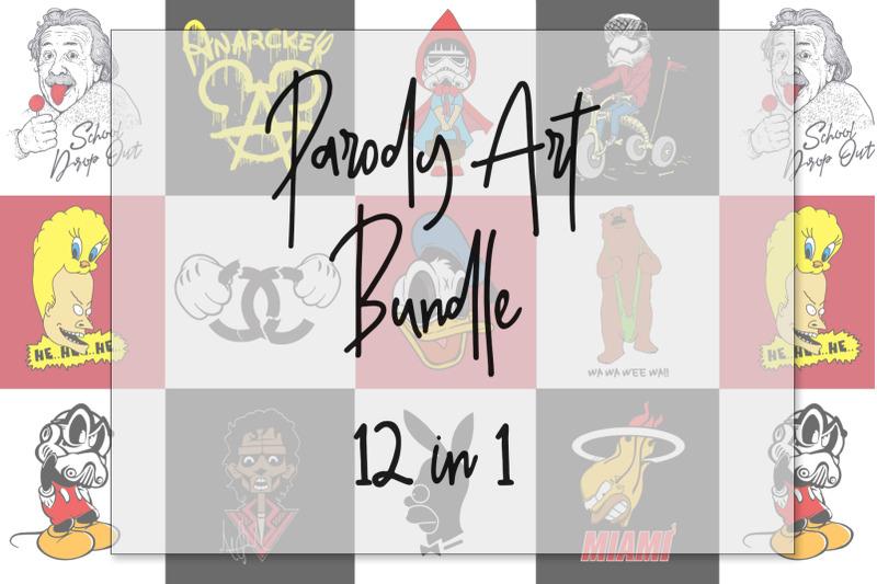 parody-art-12-in-1-bundle