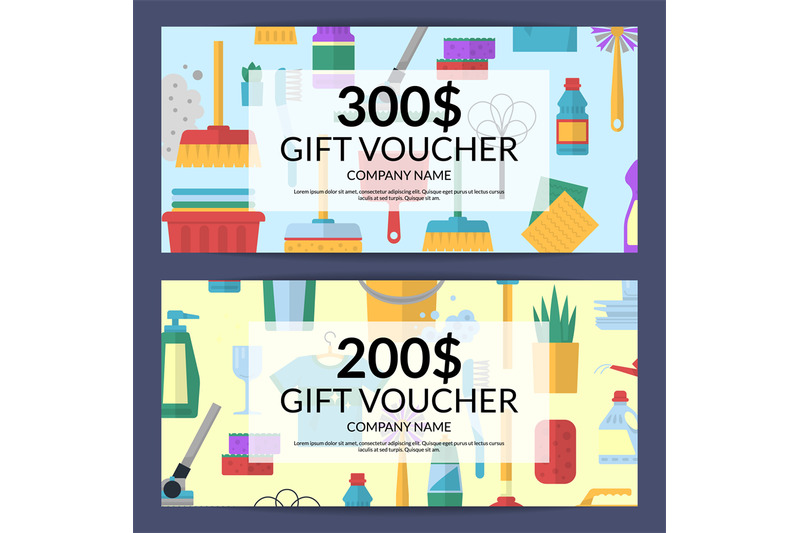vector-cleaning-icon-discount-gift-voucher-for-cleaning