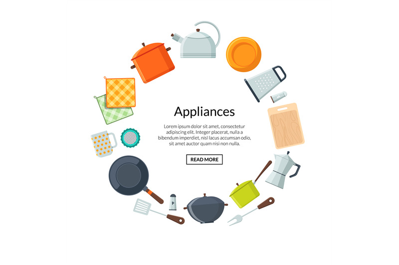 cooking-and-kitchen-concept-vector-kitchen-utensils-flat-icons