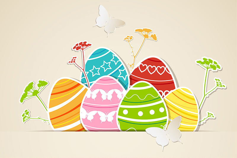 easter-design-elements-and-patterns