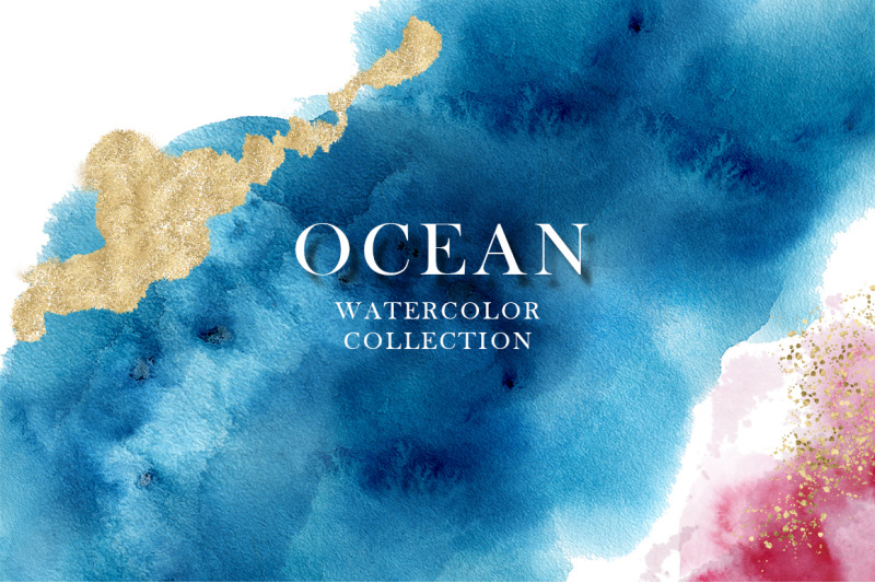 ocean-watercolor-collection