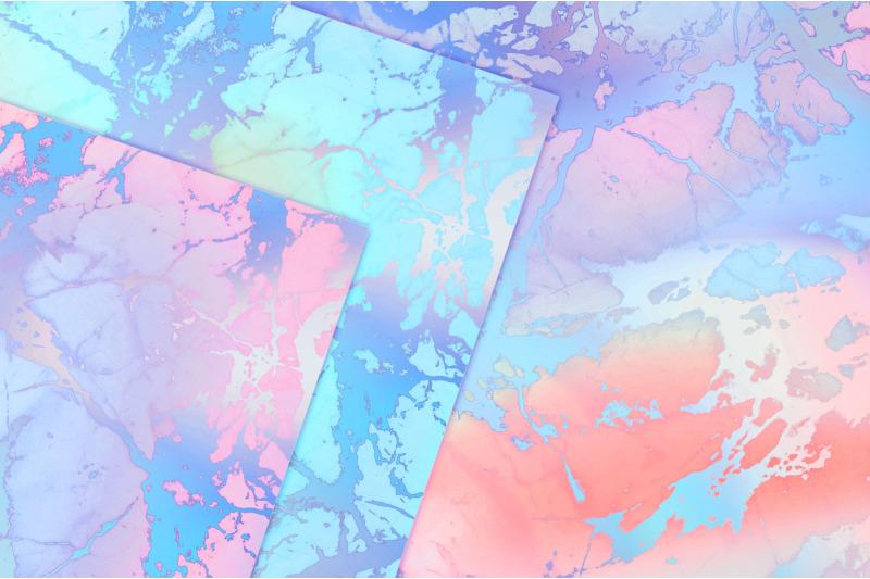 iridescent-marble-textures