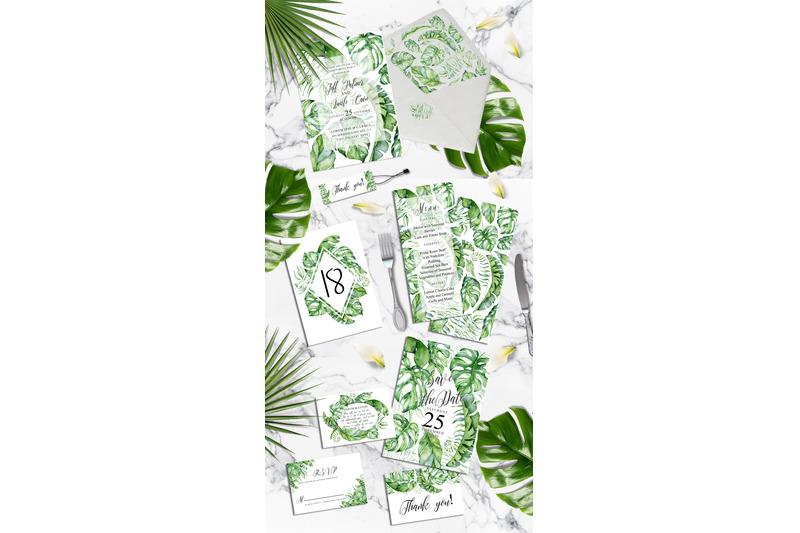 tropical-greenery-wedding-suit