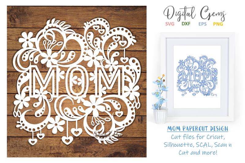 mom-papercut-design
