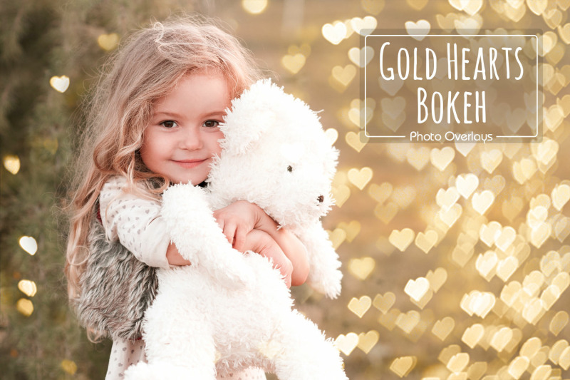 36-gold-hearts-bokeh-overlays