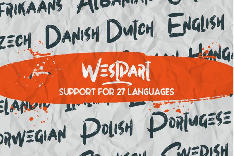 westpart-brush-fonts