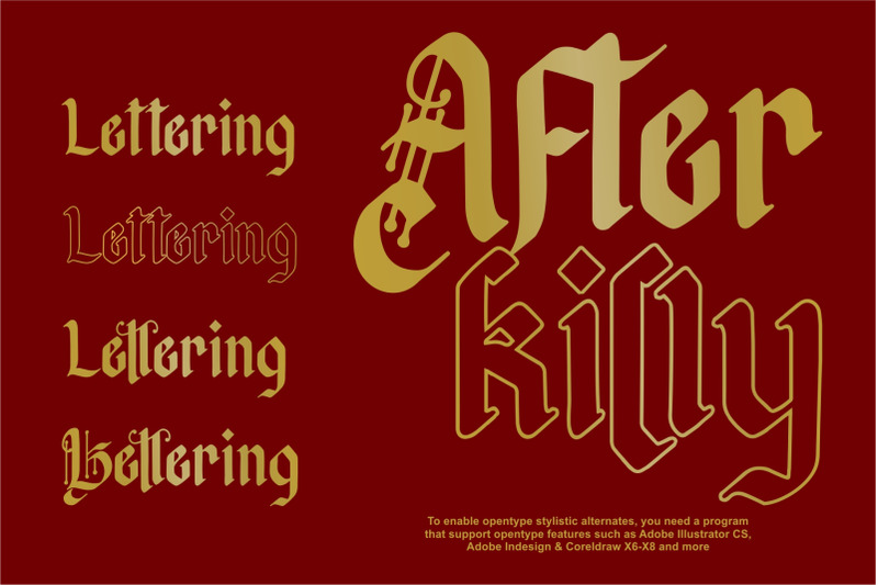 afterkilly-blackletter