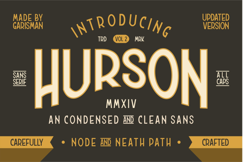 hurson-clean-sans