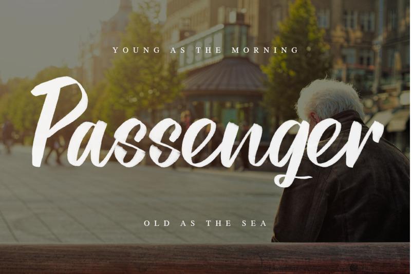 olderman-svg-brush-font