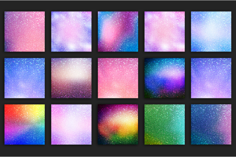 holographic-backgrounds