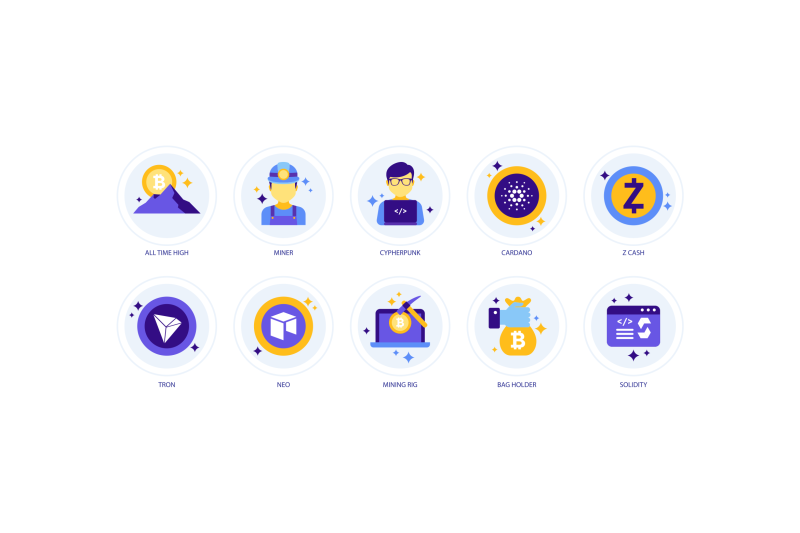 105-cryptocurrency-icons