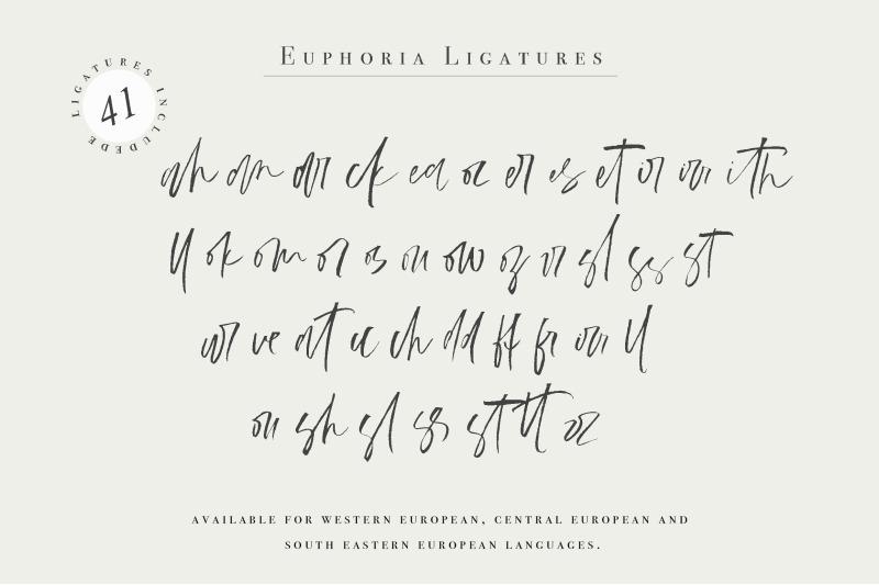 euphoria-handwritten-font