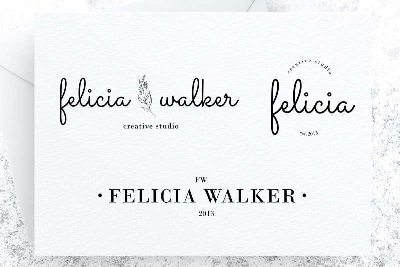 minimal-premade-logo-sets-feminine-and-minimal