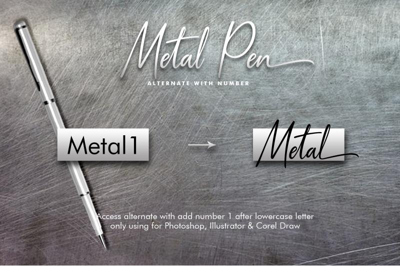 metal-pen-script-3-fonts