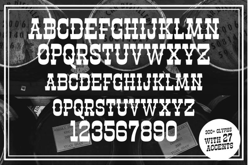 masterson-font-family