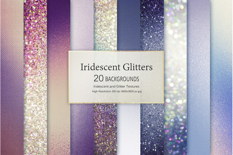 iridescent-and-glitter-textures