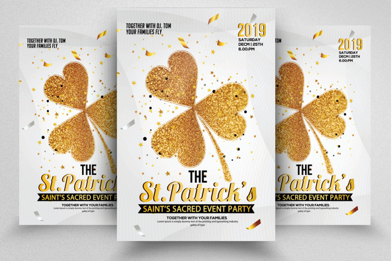 saint-patrick-day-flyer-template