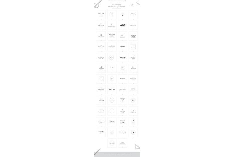 50-trending-minimal-logo-bundle-v01