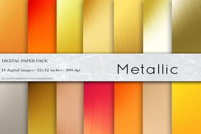 metallic-foil-digital-papers-gold-metallic-background
