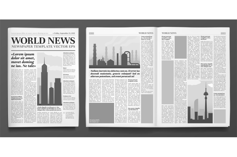 business-newspaper-template-financial-news-headline-newspapers-pages