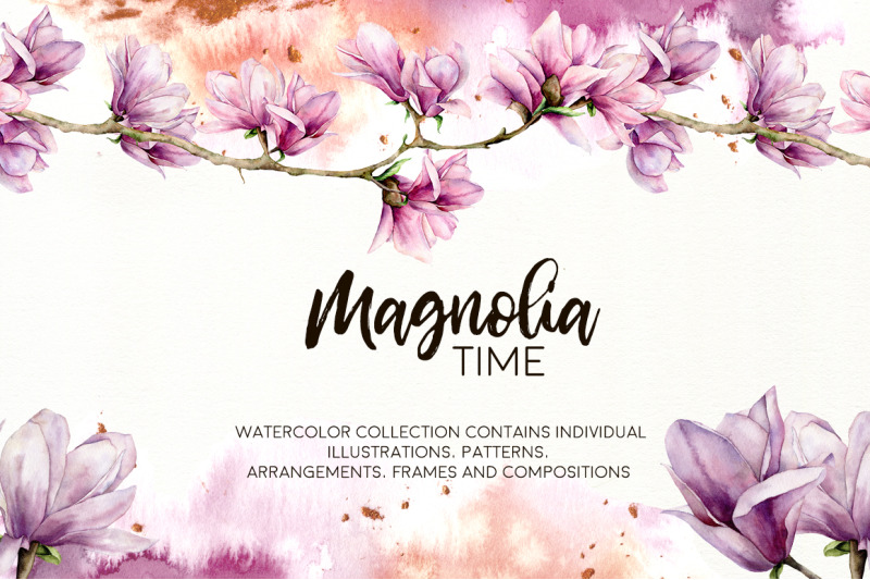 magnolia-time-watercolor-collection
