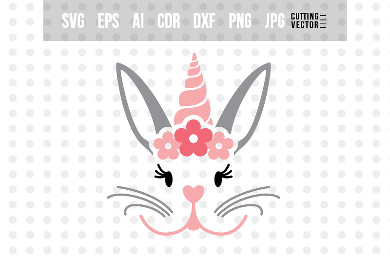 bunny-face-svg-cut-file-for-crafters