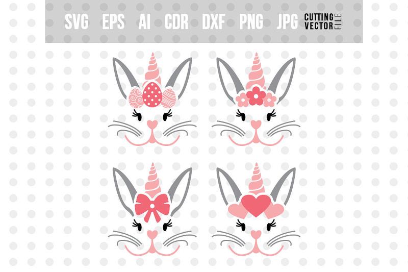 bunny-unicorn-svg-bundle