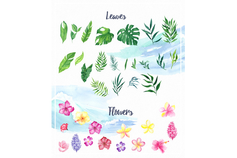lagoon-tropical-watercolor-clipart