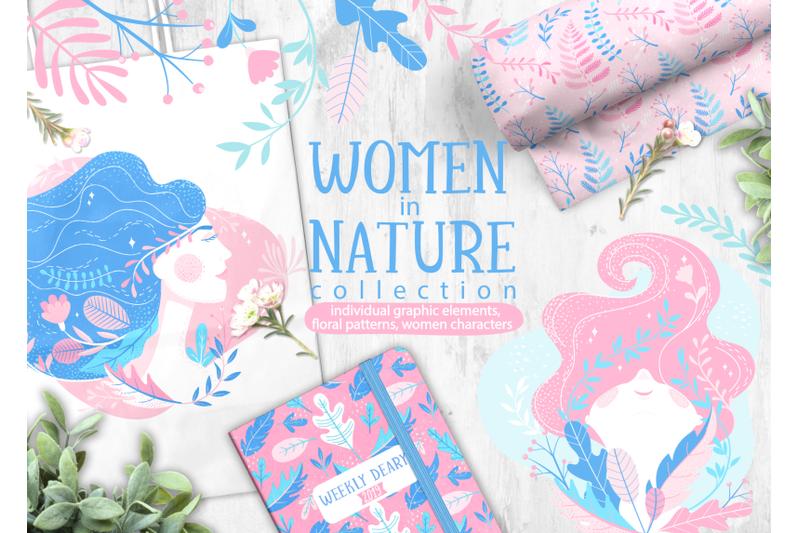 women-in-nature