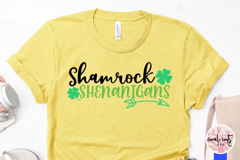 shamrock-shenanigans-st-patrick-039-s-day-svg-eps-dxf-png