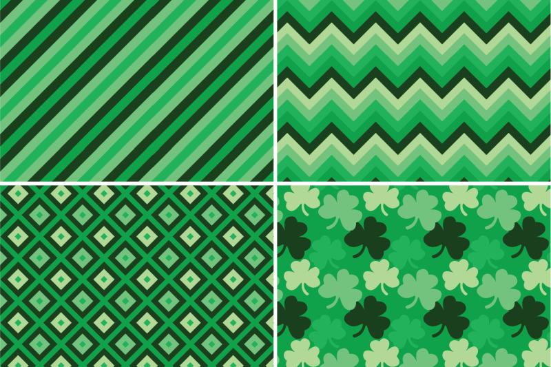 8-seamless-st-patrick-039-s-day-patterns-set-2