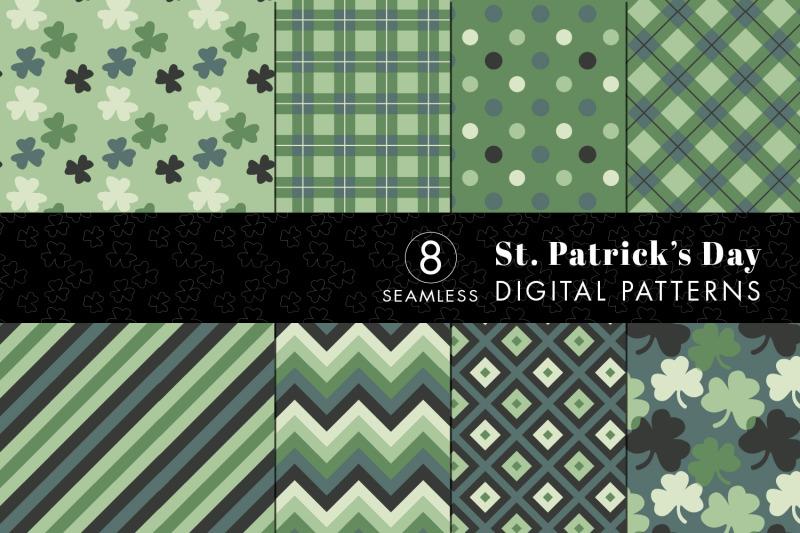 8-seamless-st-patrick-039-s-day-patterns-set-3