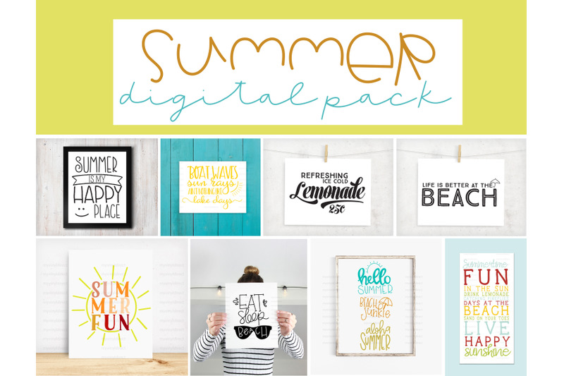 summer-fun-digital-file-pack-10-designs
