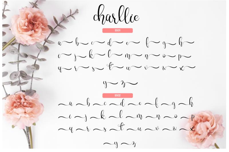 charllie-lovely-script-font