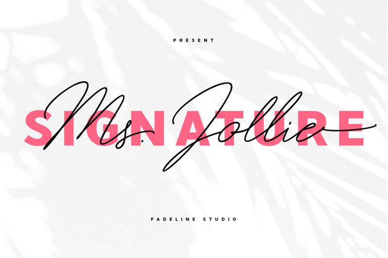 ms-jollie-signature