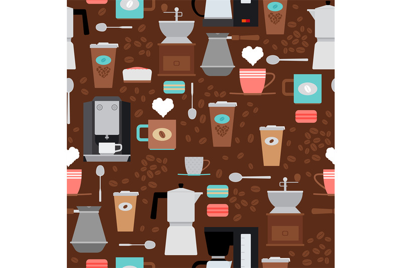 coffee-shop-seamless-pattern