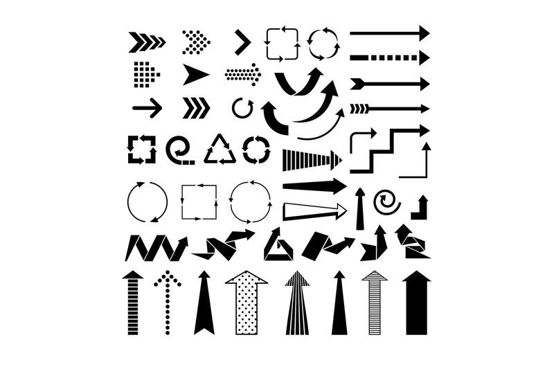 black-arrows