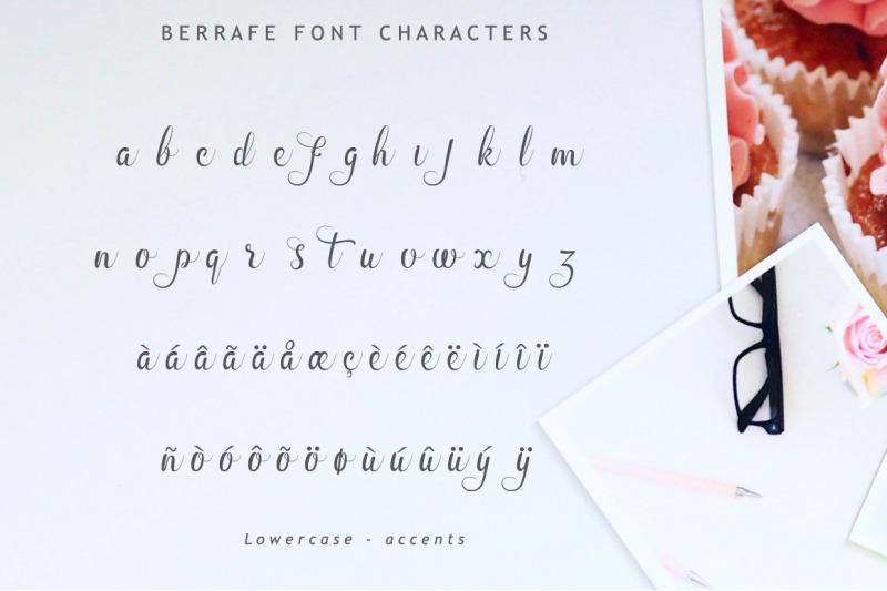 berrafe-font